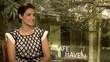 """Cobie Smulders Takes On New Challenges With a """"Why Not"""" Attitude"""