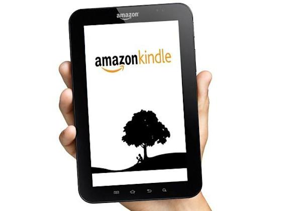 Bezos says 'stay tuned' on potential Amazon tablet
