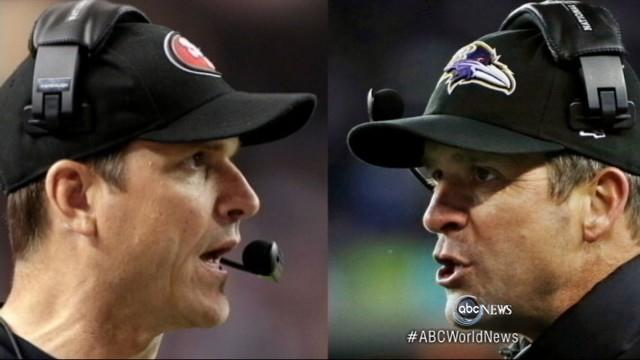 Gridiron Gridlock for Harbaugh Family
