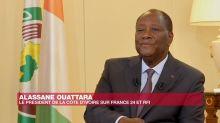 Alassane Ouattara: «Difficile, voire impossible, que je sois candidat en 2025»
