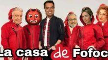 Léo Dias é suspenso do 'Fofocalizando' após postar foto de Mara como demônio