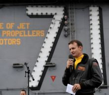 Over 120,000 sign online petition to reinstate U.S. Navy carrier commander