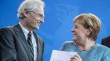 Der Mann, dem Merkel in allen Tech-Fragen vertraut