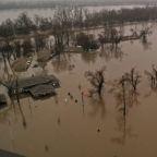 Devastating Nebraska floods threaten to stretch into Southern U.S.