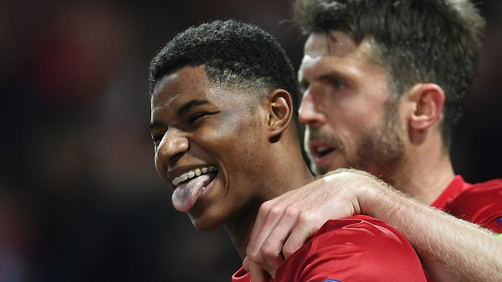 TEAM NEWS: Rashford leads the line for Man Utd as McTominay makes bench