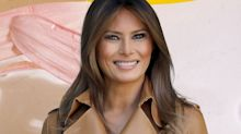 Melania Trump Takes A Stand Against Donald...On LeBron James