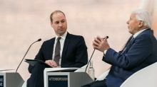 Prince William interviews Sir David Attenborough
