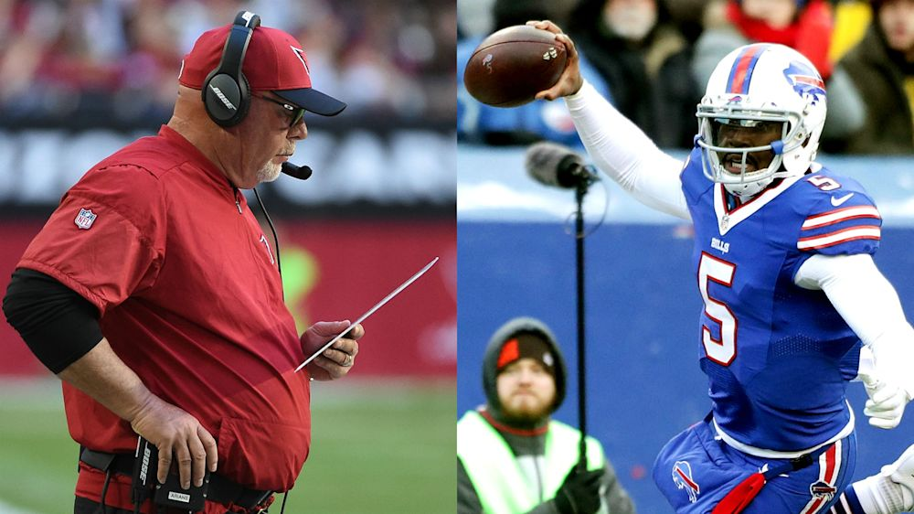 NFL meeting notebook: Cardinals' plan at QB, Tyrod Taylor's promise in Buffalo, more