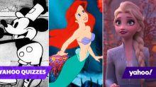 Are you a Disney expert? The definitive Disney trivia quiz