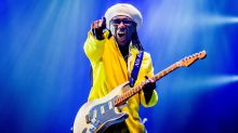 Nile Rodgers to fill in for Robbie Williams on 'The X Factor' this weekend
