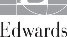 Edwards Announces Start Of U.S. Study Of Self-Expanding Transcatheter Heart Valve