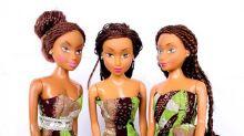 'Las Reinas de África': Las muñecas que están destronando a la 'Barbie' en Nigeria