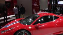 Europe's Finest, Most Expensive Cars on Display