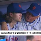 Terry Collins looks back at a game in 2017 when Jacob deGrom had a rare off-night  | Baseball Night in NY