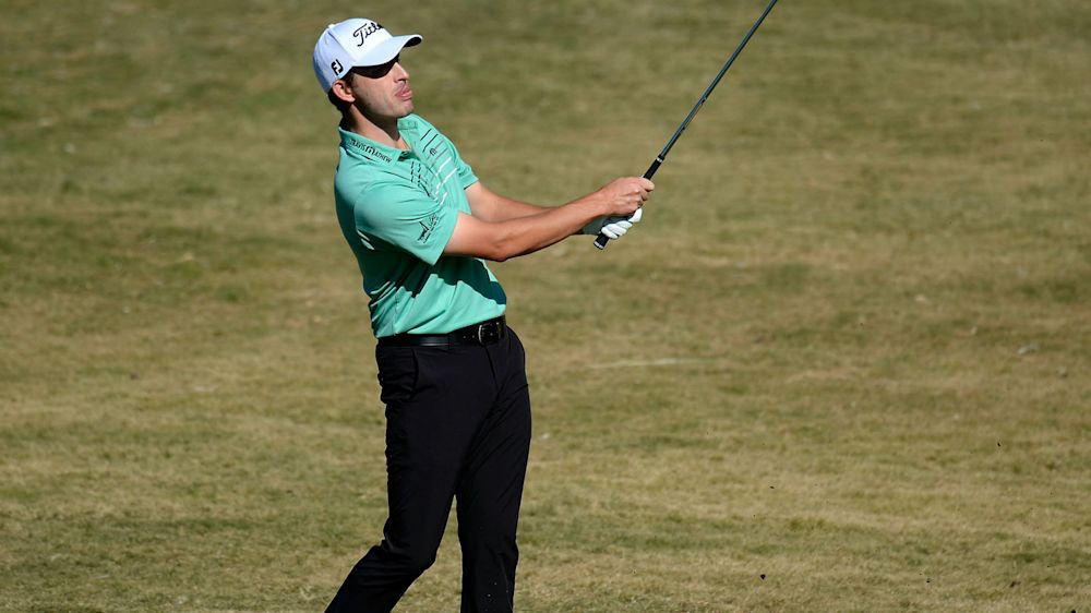 Patrick Cantlay wins Shriners Hospitals for Children Open in three-man playoff