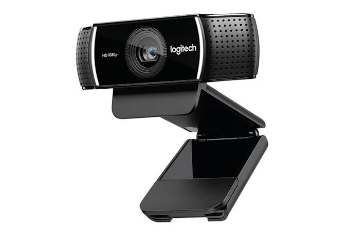 Logitech's newest webcam is for the livestreamers