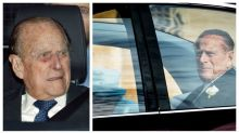 Prinz Philip entschuldigt sich endlich bei Autounfall-Opfer