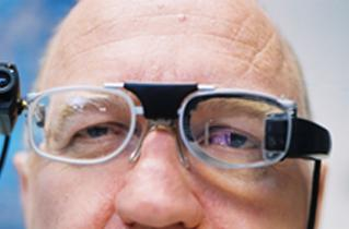 Augmented vision device may aid tunnel vision sufferers