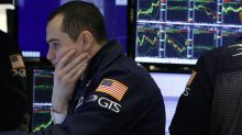 Stocks fall as fears about deadly virus grow; Dow drops 170