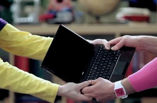 ASUS rips off Big Bang Theory for Transformer promo, makes it just as unfunny as the real thing