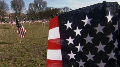 Vets Rally to Curb Military Suicides