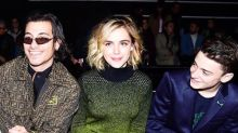 Fashion's 'It' crowd is getting younger, as Netflix's rising stars take to the FROW at Fendi