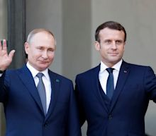Leaders of Russia, Ukraine, Germany and France meet for much-anticipated talks for eastern Ukraine