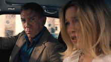 New behind the scenes look at 'No Time to Die' with Daniel Craig and Léa Seydoux