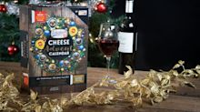 Sainsbury's launches £10 cheese advent calendar for those bored of chocolate