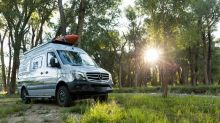 Self-contained Winnebago Revel 4×4 lets you stay wherever you can drive