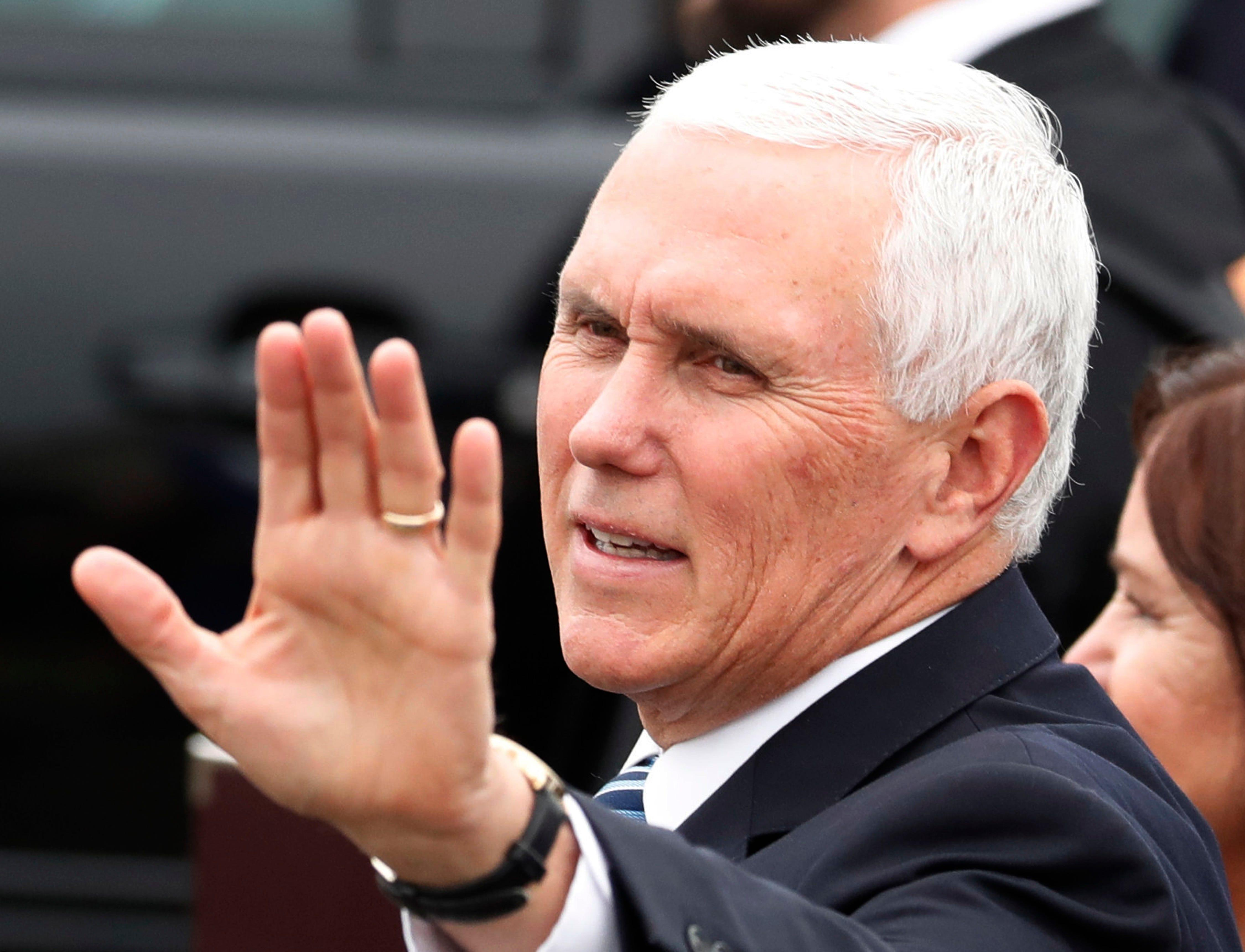 Pence Abruptly Cancels New Hampshire Trip, Returns to White House