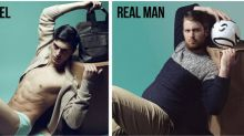 Menswear retailer 'mortified' apologizes after being accused of gender stereotyping in ad