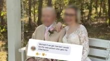 Teen bride's 'vile' admission after marrying 98-year-old