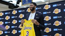 Anthony Davis found out about Lakers trade just like everybody else — on social media