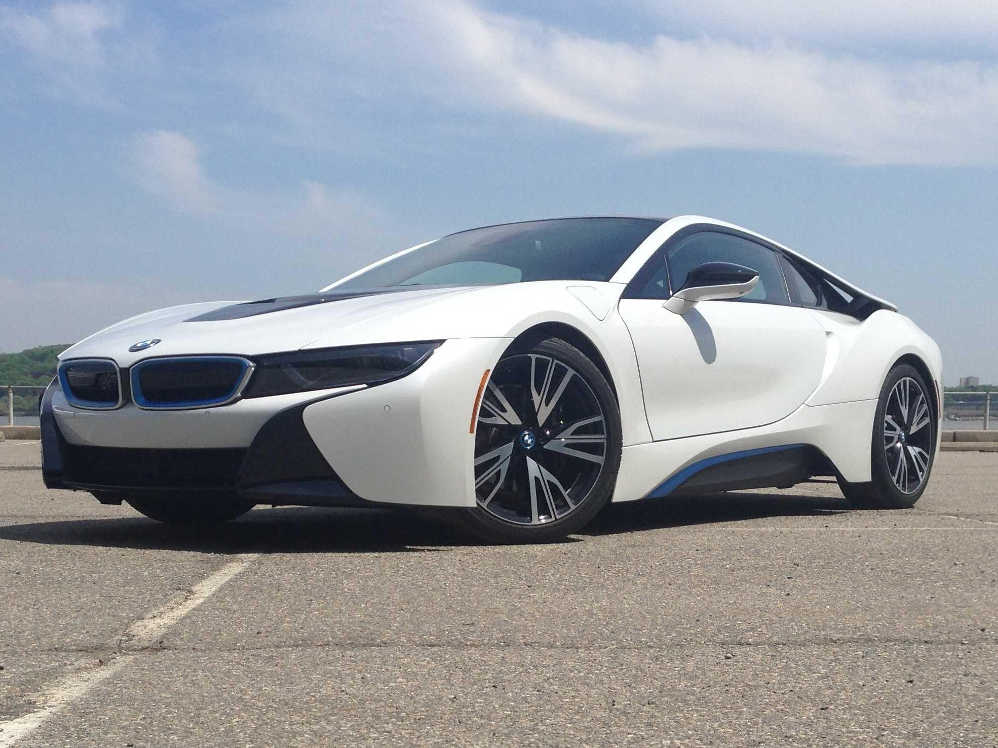 The Bmw I8 Is A Car From The Future But We Drove It