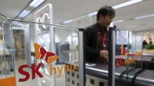 Chipmaker SK Hynix reports 64 percent jump in 1Q earnings