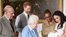Príncipe Harry e Meghan anunciam nome do filho com bênção da Rainha Elizabeth
