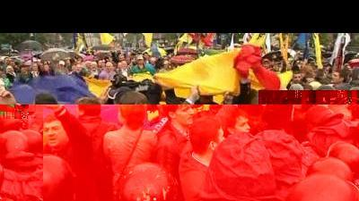Euro 2012 soccer preps disrupted by Ukrainian  ...