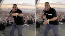 Will Smith Amps Up Coachella With Surprise Appearance During Son Jaden's Set
