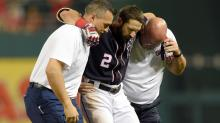 Report: Nationals' Adam Eaton out for season with torn ACL