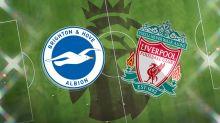Brighton vs Liverpool: Prediction, TV channel, live stream, team news, h2h, results, odds - preview