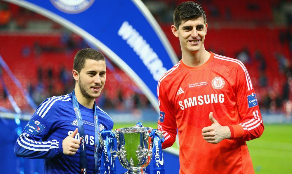 Morata e James por Courtois e Hazard? Real Madrid pode fazer troca com o Chelsea