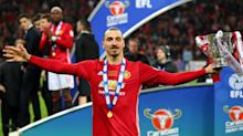 Zlatan Ibrahimovic confirms Manchester United contract talks