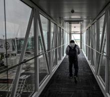 German engineer on China charter flight tests positive for coronavirus