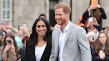 Meghan Markle and Prince Harry File Trademark for Sussex Royal