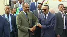 Eritrea leader visits Ethiopia on Saturday in historic thaw
