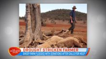 An outpouring of generosity for drought stricken farmer