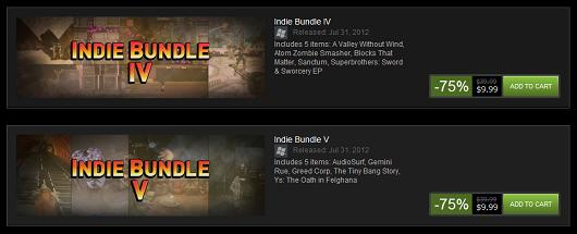 Steam's Midweek Madness sale is every Summer Indie Bundle for cheap