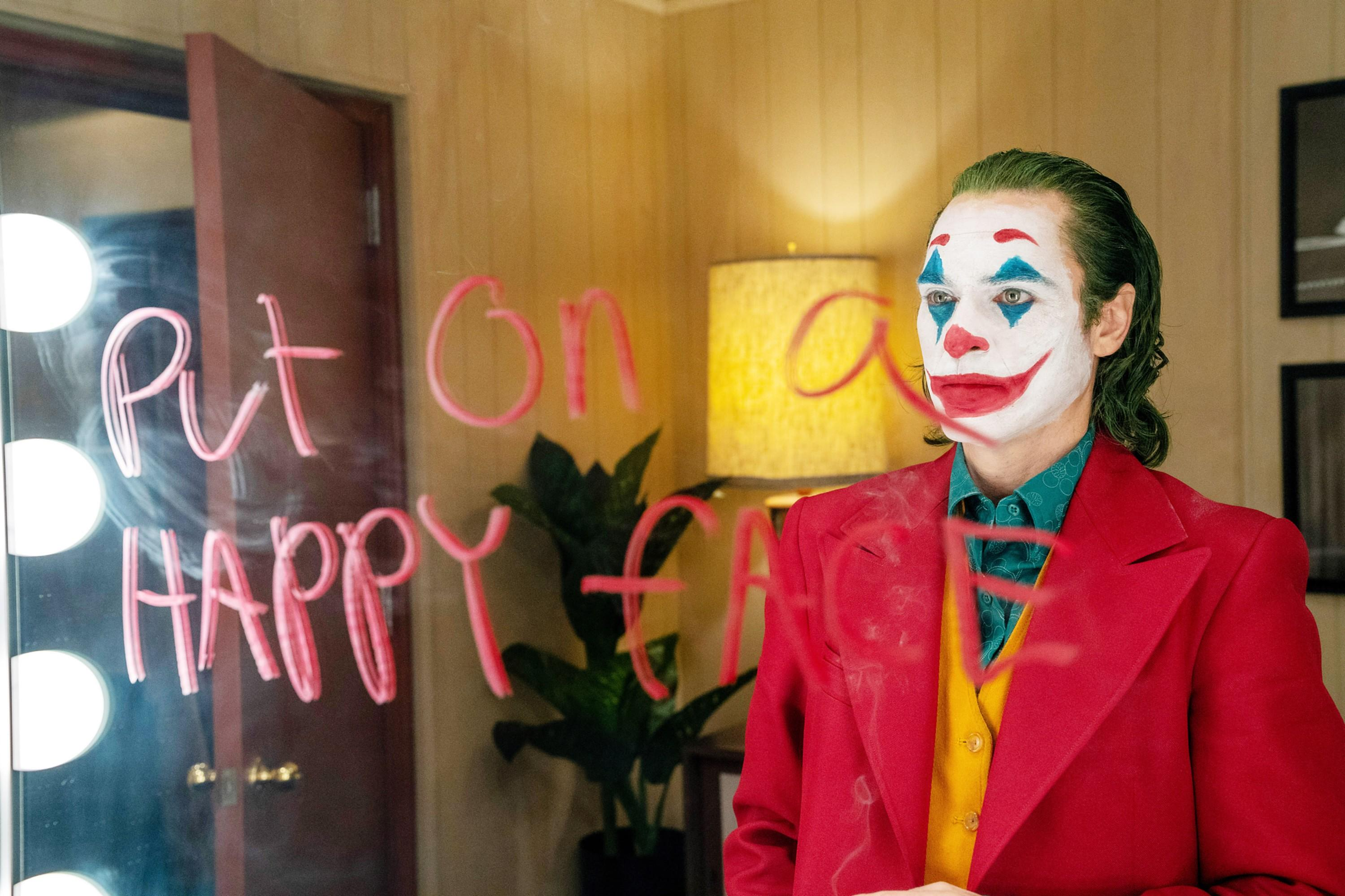 'Joker': From missing scars to a no-purple rule, the Oscar-nominated costume and make-up team share behind-the-scenes secrets