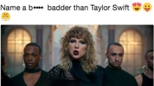 Who's 'badder' than Taylor Swift? A Nazi-fighting grandma, Malala Yousafzai, and other superstrong women, says Twitter